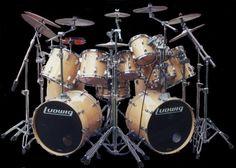 Drum Instrument, Ludwig Drums, Pearl Drums, Drum Room, Drums Beats, Guitar Tattoo, Drummer Boy, Pedalboard, Guitar Pedals