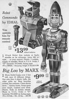 1963 SEARS Toy Book
