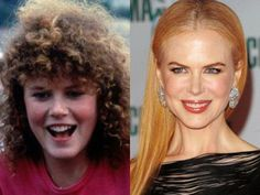 Now And Then Celebrity Photos : theBERRY