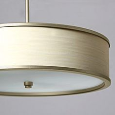 Metal-rimmed Off White 20-inch Chandelier | Overstock.com  Markes me concerned that its so cheap.
