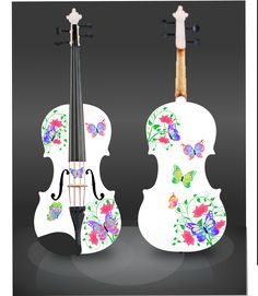 Rozanna's Butterfly Dream II Spring 2014! http://www.rozannasviolins.com