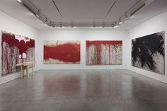 Leo Koenig, Inc. - Works - Hermann Nitsch: Die Apotheke / The Pharmacy - Installation view