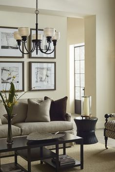 Trend Alert: Home accents with vintage flair. Lighting with double prismatic glass shades evoke classic appeal that give nod to simpler times.