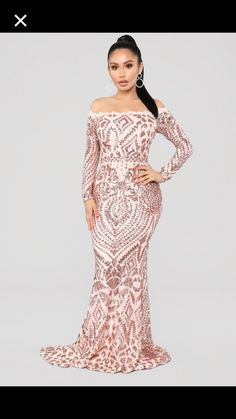 15967a24f7b Diamond In The Rough Sequin Dress - RoseGold in 2019