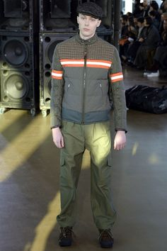 See the complete Junya Watanabe Fall 2017 Menswear collection.