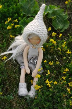 Cygnet on the grass, by Fig and me.