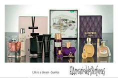 Perfumes de lujo en ElArmariodelosPerfumes. Fragancias 100% originales. ¿quieres?