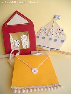 3 envelope crafts