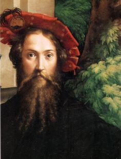 Girolamo Francesco Parmigianino (1503–1540)  Ritratto di Gian Galeazzo Sanvitale (detail)  1529 Museo di Capodimonte Naples Зарубежные творцы. Живопись старых мастеров \40\. Обсуждение на LiveInternet - Российский Сервис Онлайн-Дневников