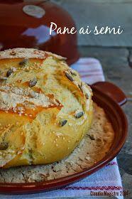 Pane di semola ai semi