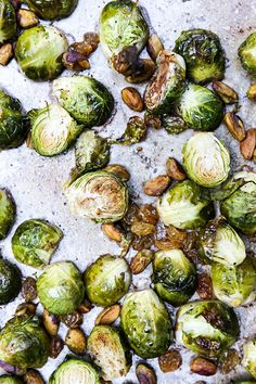 Roasted Brussels Sprouts | www.floatingkitchen.net