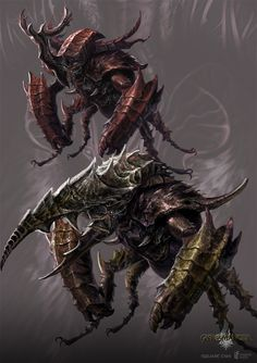 giant beetle - gyromancer by kunkka.deviantart.com on @DeviantArt