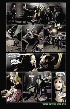 Arrow Digital One Sheet Episode 107