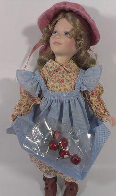 Ashton Drake Little House on the Prairie MARY INGALLS Doll - Joan Ibarolle  #DollswithClothingAccessories