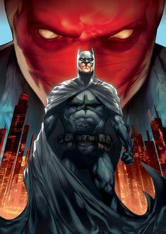Batman: Under the Red Hood by Ben Oliver