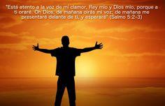 Un precioso Salmo con el que comenzar cada día en oración