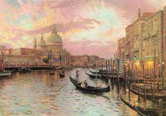 Venice paintings   Monet, Renoir, Turner, Camille Corot, Boldini..