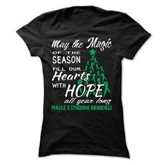 Christmas1 - Fragile X Syndrome - #gift packaging #hoodies for teens. BEST BUY => https://www.sunfrog.com/LifeStyle/Christmas1--Fragile-X-Syndrome-Ladies.html?id=60505