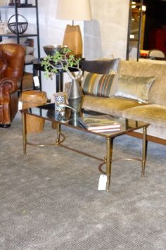 Regency Style Coffee Table by Manning & Manning - Coffee Tables - Tables