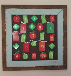 Great random acts of kindness ideas...but I LOVE this advent calendar/Christmas countdown!