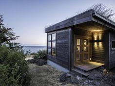 San Juan Island Tiny Home Exterior