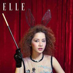 """Tôi không phải là đứa có năng khiếu diễn xuất bẩm sinh nhưng vốn dĩ đã là đứa có chí và rất lì lợm. Nhờ sự lì lợm đó mà ai nói gì cũng bất chấp để theo đuổi đến cùng mục đích của mình"""". Đọc thêm về Chi Pu trên website @ellevietnam - www.elle.vn #ellevn #ellevietnam #chipu  via ELLE VIETNAM MAGAZINE OFFICIAL INSTAGRAM - Fashion Campaigns  Haute Couture  Advertising  Editorial Photography  Magazine Cover Designs  Supermodels  Runway Models"""