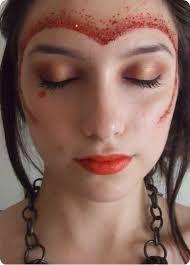 Image result for alice in wonderland halloween makeup