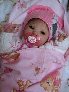 Life like baby Ylvie Sabine Altenkirch created by EWA from Poland