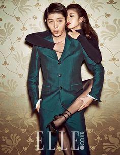 Lee Jun Ki - Elle Magazine June Issue '15