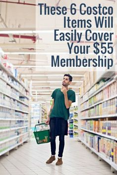 These 6 Costco Items Will Easily Cover Your 55 Dollar Membership | Frugal Shopping Tips | Best Frugal Living Tips | How To Save Money On Your Grocery Shop | Top Life Hacks