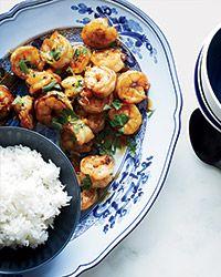 Orange-Glazed Shrimp Recipe on Food & Wine