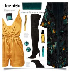 """""""Hot Date Night Style"""" by marina-volaric ❤ liked on Polyvore featuring Alena Akhmadullina, Edie Parker, Gianvito Rossi, Chanel, Ippolita, L'Oréal Paris, NARS Cosmetics and DateNight"""