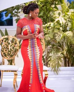 African Fashion Ankara, Latest African Fashion Dresses, African Dresses For Women, African Print Fashion, African Attire, African Traditional Wedding Dress, African Wedding Dress, Ankara Wedding Styles, Couples African Outfits