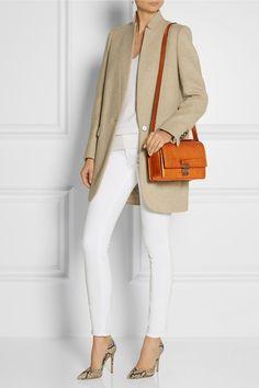 3.1 Phillip Lim|The Pashli Mini Messenger leather shoulder bag|NET-A-PORTER.COM
