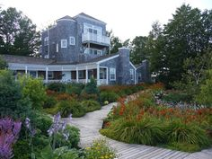 A Stay at The Inn at Bay Fortune on Prince Edward Island - they have outstanding food!!!