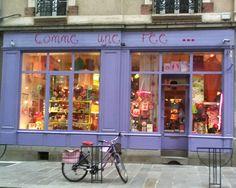 Comme une fée, Rennes