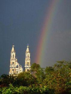 Santuario de Nuestra Señora de Guadalupe en Ameca Jalisco. Mexico