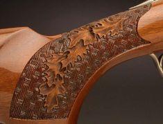 carving patterns gunstock