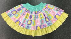 SAMPLE SALECustom Boutique Easter Patchwork by littlehcdesigns