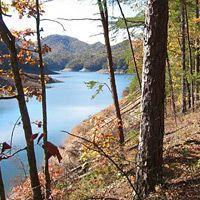 Tsali Horse Trails: Bryson City, North Carolina