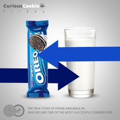We're not trying to con you, Oreo really is delicious #CuriousCookie #Movie