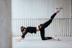 8 Moves For A Total Body Workout You Can Do Anywhere
