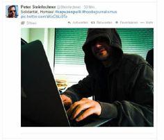 Candystorm für den Online-Chef der Süddeutschen Zeitung