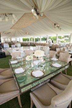 wedding reception idea; photo: Melissa Musgrove Photography