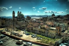 Cagliari, Sardinia. Breathtaking spaces, unforgettable people!