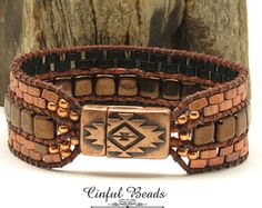 SUPERDUO LEATHER WRAP Bracelet-Triple Leather Wrap-Checkmate