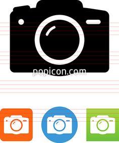 Camera Icon - Illustration from Popicon