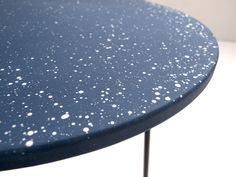 Troels Flensted /// Poured tables