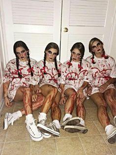 Accede a nuestro artículo y encuentra todo lo que necesitas para disfrazarte en grupo con tus amigos. Existen versiones que seguro no conocías. #halloween #disfraz #costume