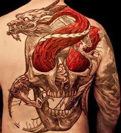 tatuagens masculinas grandes - Pesquisa Google